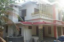 2 floor individual hose in 8 cent plot thalassery , kannur