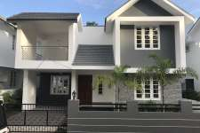 Newly Built 4BHK Villa for sale in Trivandrum