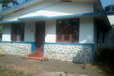 4.5 Cents with 2 BR House road side at Kuttapuzha, Thiruvalla for Immediate Sale