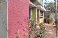 9.5 cent and a 1100 square feet house at Pathanamthitta  Town.